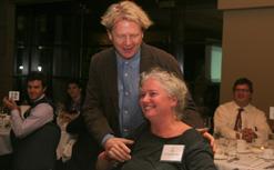 Dr. Carolyn Hall - PIP Awards 2013